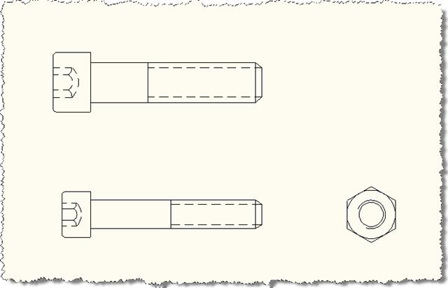 Painting properties between dynamic AutoCAD blocks using