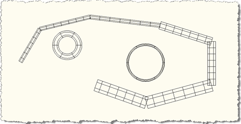 Exploded overruled lines and circles