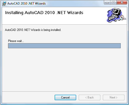 A new project wizard for AutoCAD  NET development - Through the