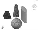 GrayAndWhite - 3D