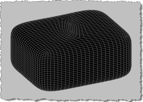 My AutoCAD mesh