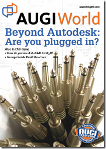 AUGIWorld March-April 2010 cover