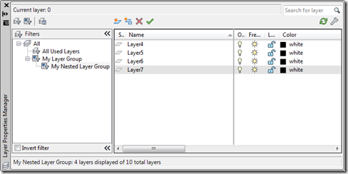 Our nested layer group