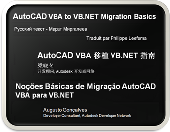 VBA to VB.NET Migration Basics DevTVs