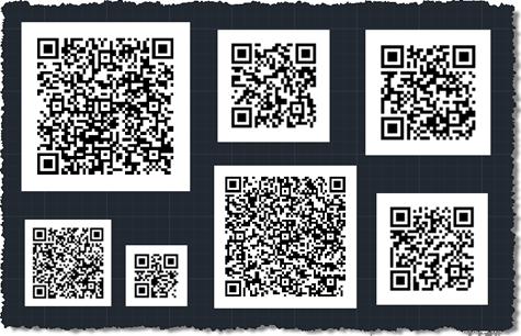 QR Codes in AutoCAD