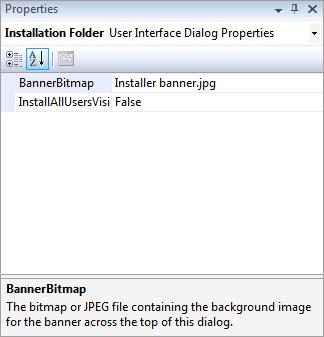 Building an Installer Part 3 - Through the Interface