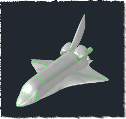 Our shuttle shell