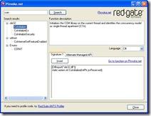 PInvoke Visual Studio Add-in dialog