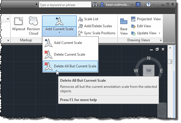 Delete all but current Annotation Scales on AutoCAD objects
