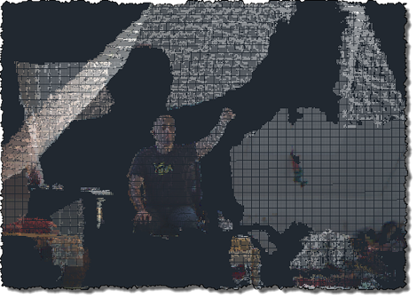 Point cloud in AutoCAD via Kinect