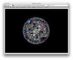 Apollonian Viewer web-page in Safari on Mac