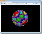 Apollonian Viewer web-page in Firefox on Windows 7