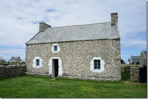 La Maison de Niou on the island of Ouessant