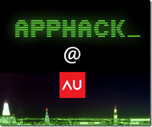AppHack at AU 2012