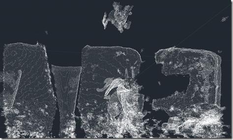 Kinect Fusion capture