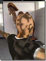 The back of the head looks a bit like mine