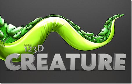 123D Creature