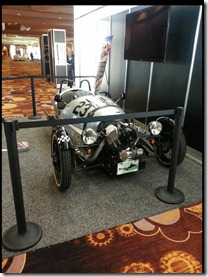 Morgan 2 Wheeler - from front