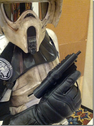 Scout Trooper with Blaster