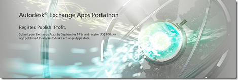 Autodesk Exchange Apps Portathon