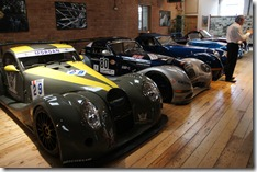 Some classic racers