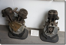 Early Morgan engines