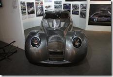 A concept car built for the Geneva Motorshow