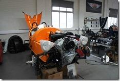 An orange M3W