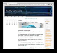 Reality Computing blog