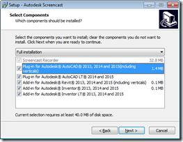 Installing Screencast