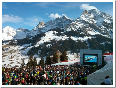 FIS World Cup in Adelboden