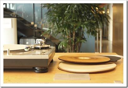 3D printed vinyl