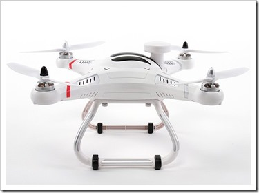 My new drone: the Quanum Nova from HobbyKing.com