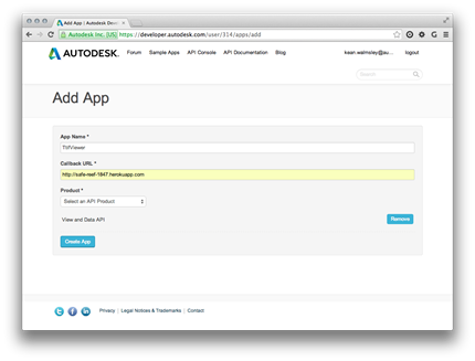 Building a web-based viewer using the Autodesk View Data API Part 1