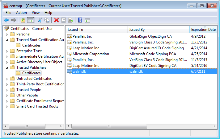 Signing your application modules for AutoCAD 2016 Part 2