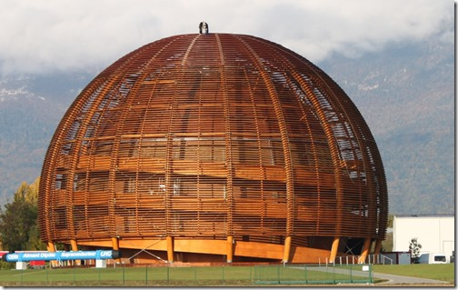 The Globe being renovated back in 2009