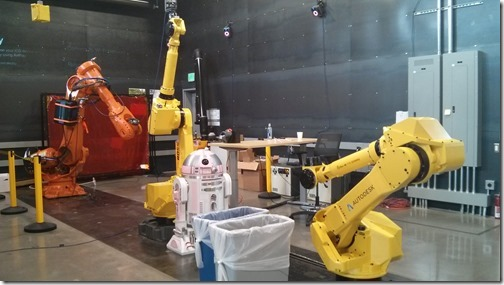 The OCTO robotics lab