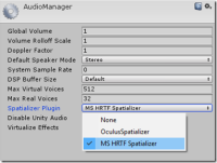 Through the Interface: Unity3D