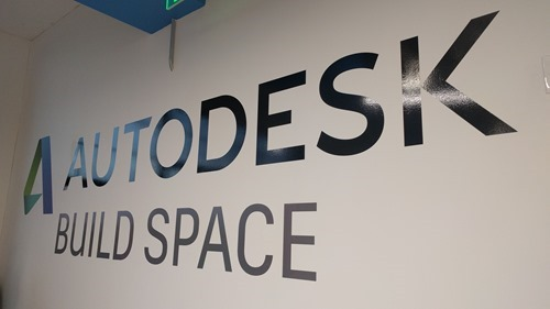 Autodesk's new Build Space