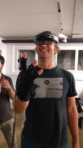 MoCap   HoloLens