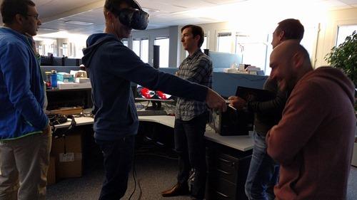VR can be fun