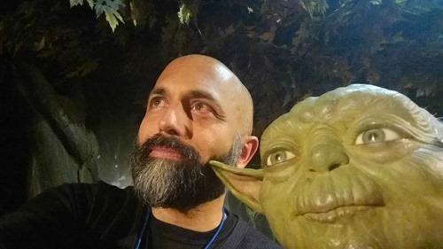Kean and Yoda