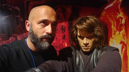 Kean and Anakin