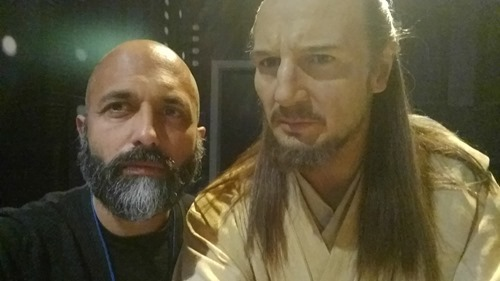 Kean and Qui-Gon