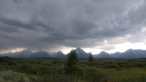 Weather in Grand Teton