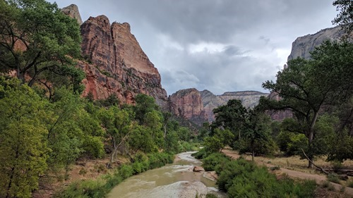 More of Zion