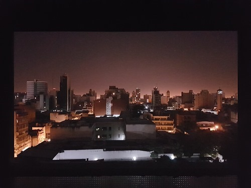 Tucuman by night