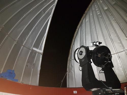 The main telescope at Mamalluca