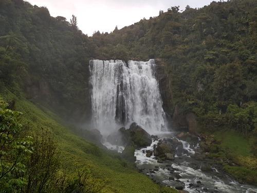 The Marakopa Falls