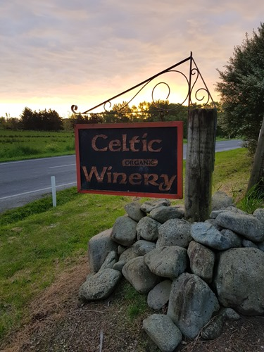 The Celtic Organic Winery